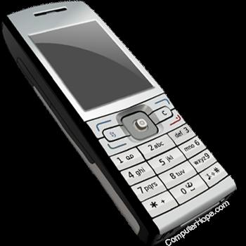 Exposure to cellphone