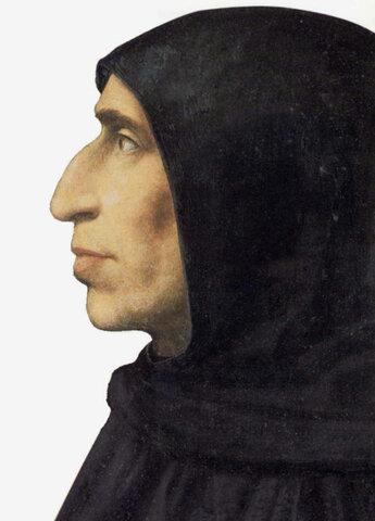 Morte di Girolamo savonarola