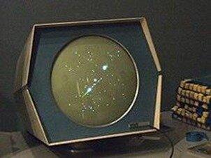 1961-Space war computer game