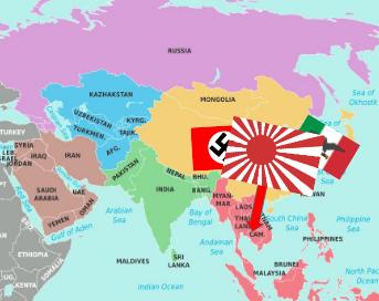 Toma de la Indochina francesa