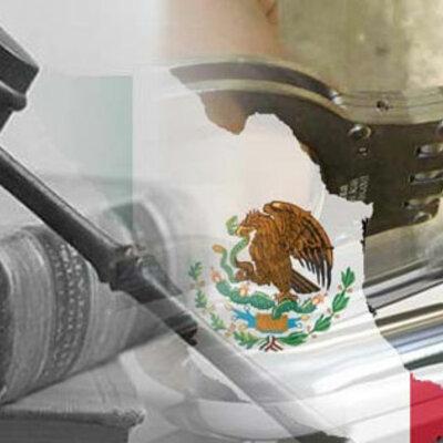 Evolución del Derecho en México timeline