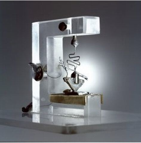 "The invention of the first transistor ""Point Contact Type"" transistor was originated at Bell Labs in Murray Hill, NJ by William Shockley, John Bardeen, and Walter Houser Brattain."