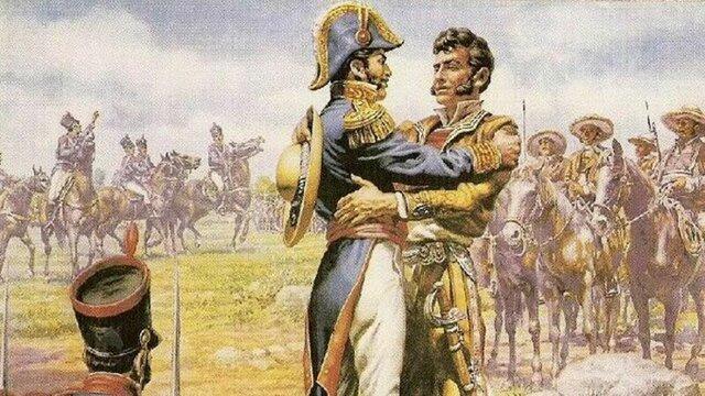 Iturbide invita a Guerrero para conferenciar sobre los planes de pacificación e independencia.