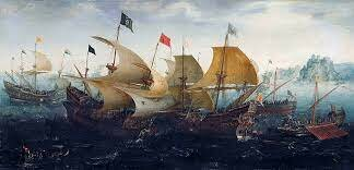 Dutch Take Over Portuguese Forts in Indian Ocean
