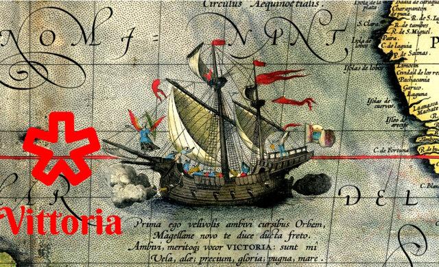 The Vittoria Ventures the First ever Circumnavigation Around the Globe.