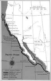 Cabrillo's Exploration of California