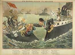 Russo-Japanese War.