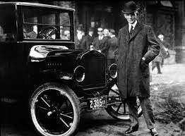 Ford Motor Company is founded.