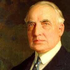 President Warren G. Harding dies in office.