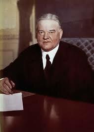 Herbert Hoover is elected president.