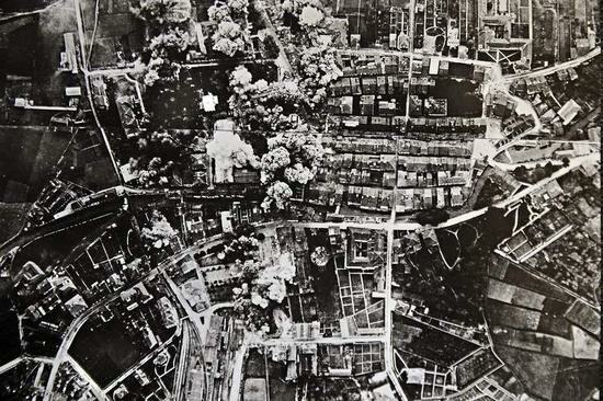 Bombardeo de  Durango y Guernica