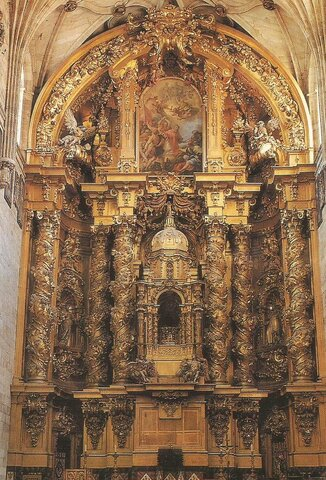 El Retaule de Sant Esteve de Salamanca