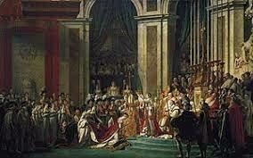 Napoleo Entronitzat