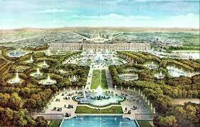 El palau de versalles