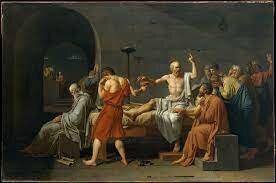 La Mort de Socràtes