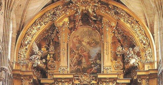 Barroc - El Retaule de Sant Esteve de Salamanca