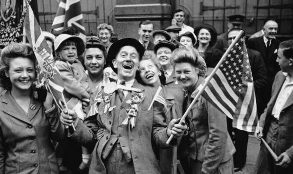 Andre verdenskrig sluttet