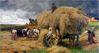 Agricultura i burgesia