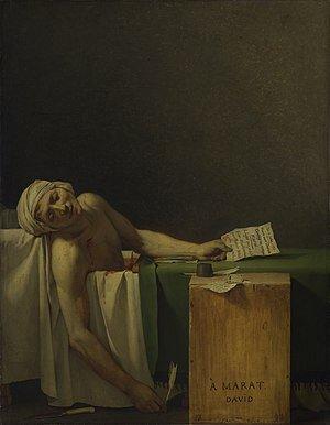 Neoclàssic - La Mort de Marat