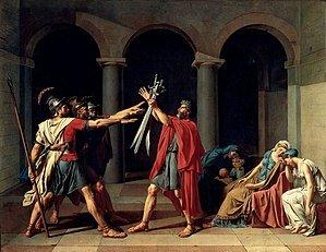Neoclàssic - El Jurament dels Horacis