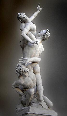 Neoclàssic - El Rapte de les Sabines