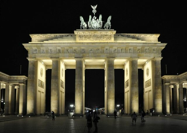 Neoclàssic - Porta de Brandenburg