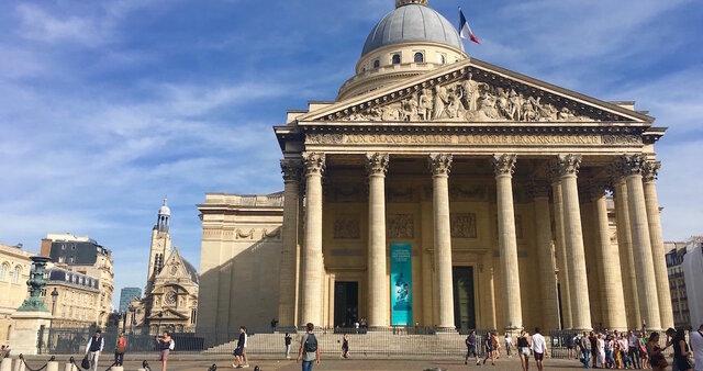El panteó de Paris