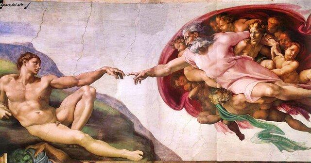 Renaixament - Creació d'Adam
