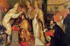 Coronació de Carlos I