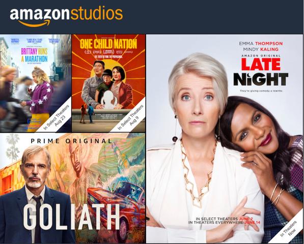 Amazon Studios elindulása