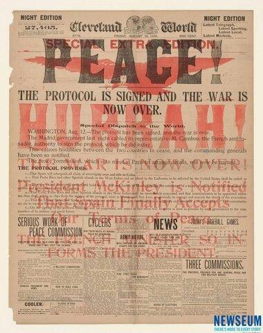 The Treaty of Paris of 1898
