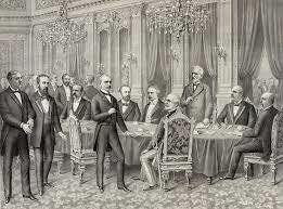 Armistice is signed between the U.S. and Spain