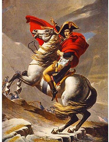 Napoleón se hizo emperador