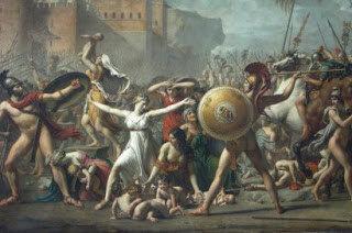 El rapte de les Sabines
