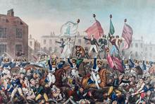Primera oleada revolucionaria
