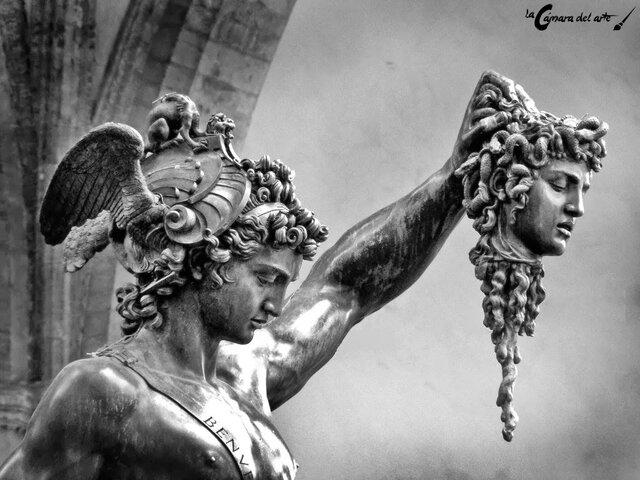 Perseo Cap de Medusa