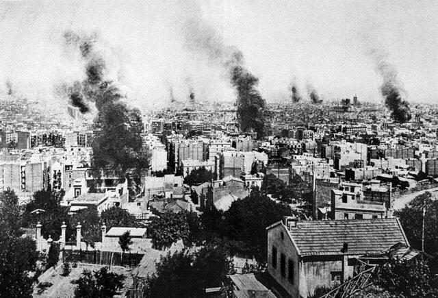 Semana trágica de 1909