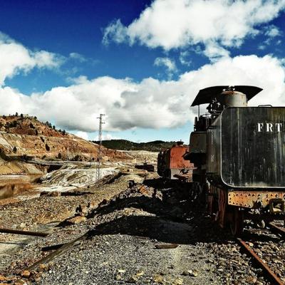 Rio Tinto Railway timeline