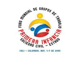 Foro mundial de grupos de trabajo por la primera infancia en Colombia.