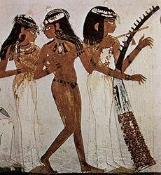 5000 a.C - Egito