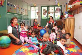 se crean los Jardines Infantiles Nacionales en Colombia.