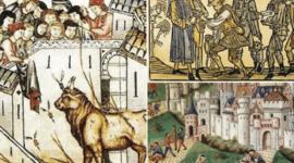 PERIODIZACION DE LA HISTORIA DE EUROPA SIGLO V AL XVIII timeline