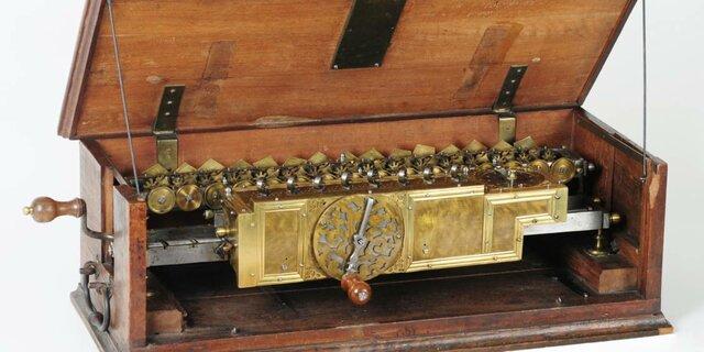 Creación Máquina parecida a Pascalina (Multiplicación y Division)