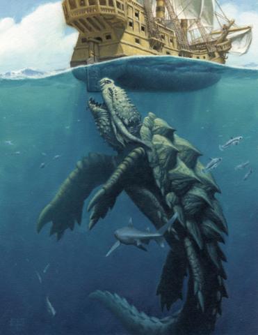 Ataque Kraken