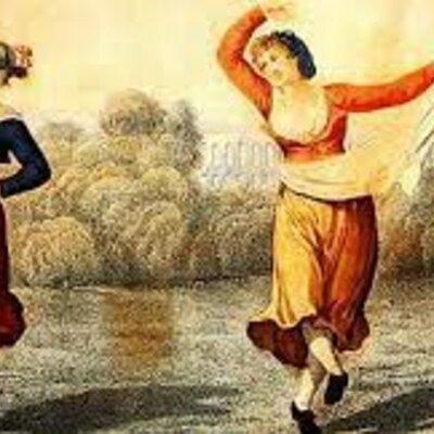 História da Dança timeline