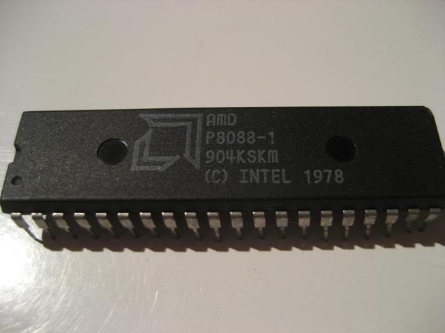 intel 8086-8088
