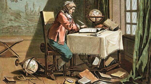 René Descartes, plantea que no es posible estudiar al hombre de manera objetiva, por lo que propone la intuición para acceder a datos de la conciencia