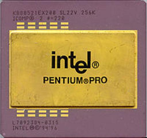intel Pentium Profesional