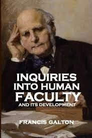 Galton, publica su obra Inquiries into Human Faculty and its Development, el cual es el punto de partida de las pruebas mentales, en donde enfatiza las diferencias individuales de acuerdo con las facultades mentales