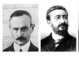 """Binet y su ayudante en la Sorbona, Victor Henri, publicaron un artículo acerca de las diferencias individuales: """"La Psychologie individuelle"""""""